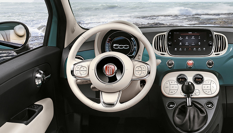 Favori Fiat 500 Anniversario Edition - Vintage meets innovation   Fiat JG07