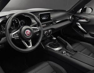 Fiat 124 Spider Driver S Seat