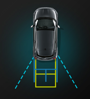 REARVIEW PARKING CAMERA
