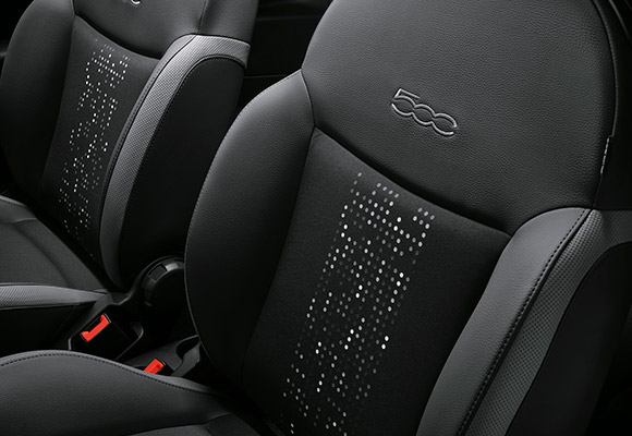 NEW «FLASHY» SEATS