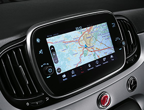 "RADIO 7"" DAB with navigation"
