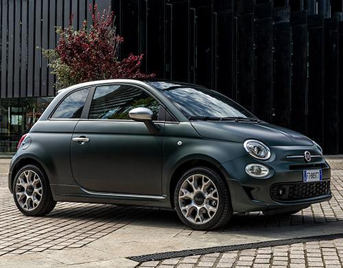 Fiat 500 The Iconic City Car Par Excellence Fiat