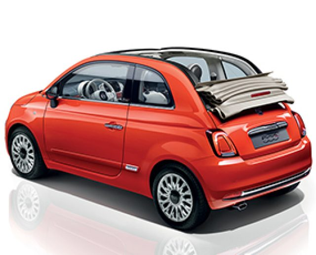 Ben noto Fiat 500C: the legendary convertible | Fiat QR58