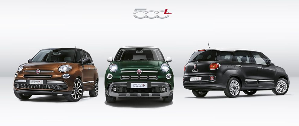 Fiat L The Style Of In A Comfortable Family Car Fiat - Fiat 500l release date