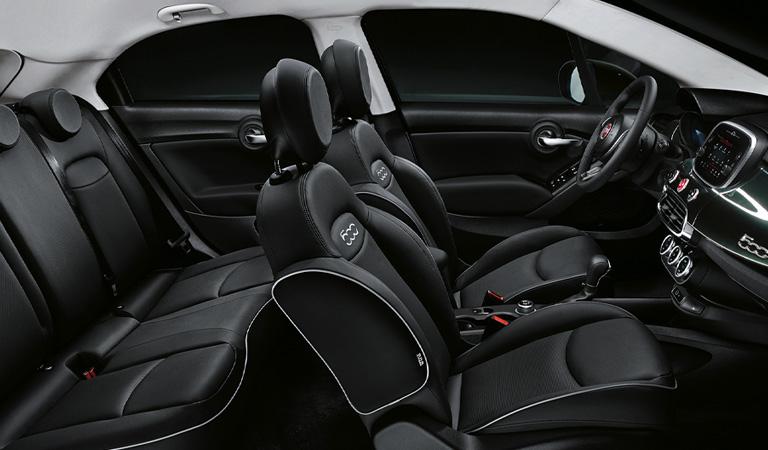 FIAT Interni//Esterni per Auto Paraurti /& Body Trim Clip