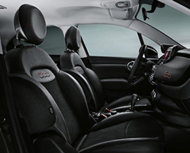 Fiat 500x s design idea di immagine auto for Interieur fiat 500x