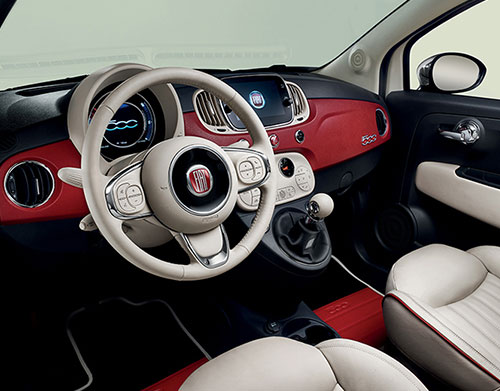 New Fiat 500 60th Limited Edition Inspired By The 60s Fiat