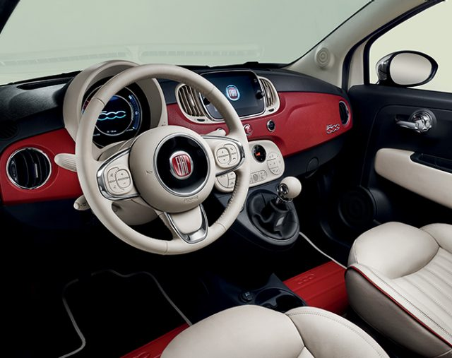 new fiat 500 60th - limited edition inspiredthe '60s | fiat