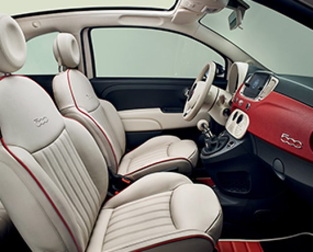 new fiat 500 60th - limited edition inspiredthe '60s   fiat