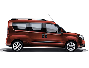 e68982db1ca313 Fiat Doblò  the 7-seater people carrier
