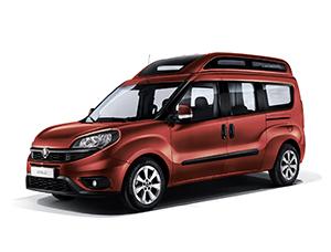 Fiat Doblò: the 7-seater people carrier | Fiat