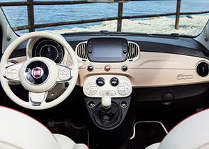 New Fiat 500 Dolcevita Fiat