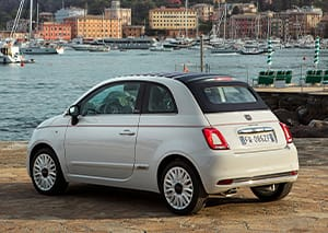 finest selection adc63 b6d7d New Fiat 500 Dolcevita | Fiat