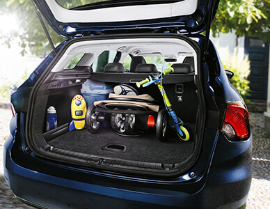 fiat interior trunk. big enough for every occasion fiat interior trunk