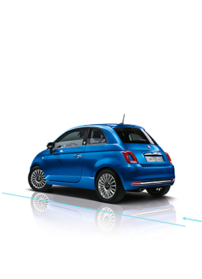 Fiat 500 Mirror - Performance and safety | Fiat