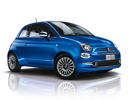 New Fiat 500 Mirror - The technological 500 | Fiat